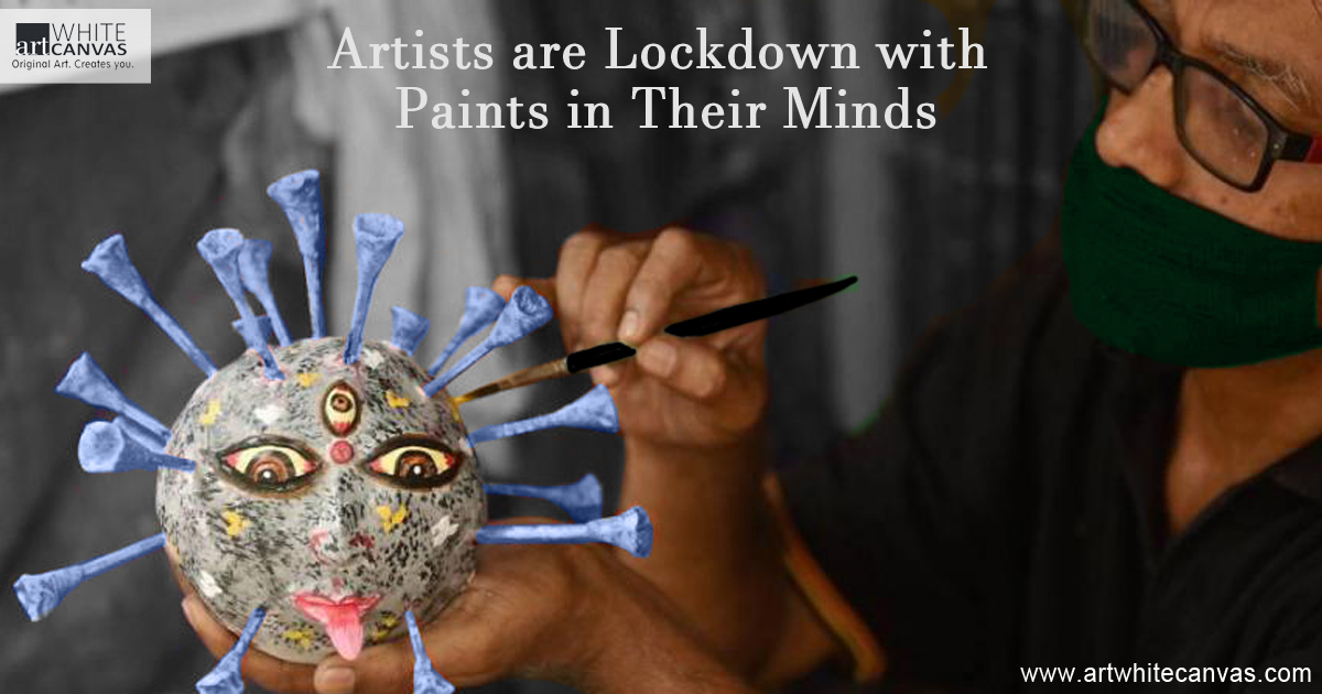 Artist Lockdown in Coronavirus