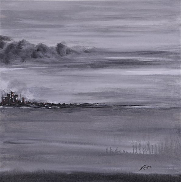 SEASCAPE WALL ART PAINTING